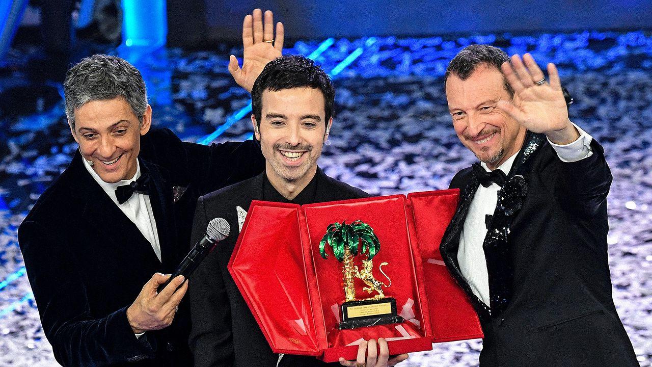 Sanremo 2020 Fai rumore di Diodato vince