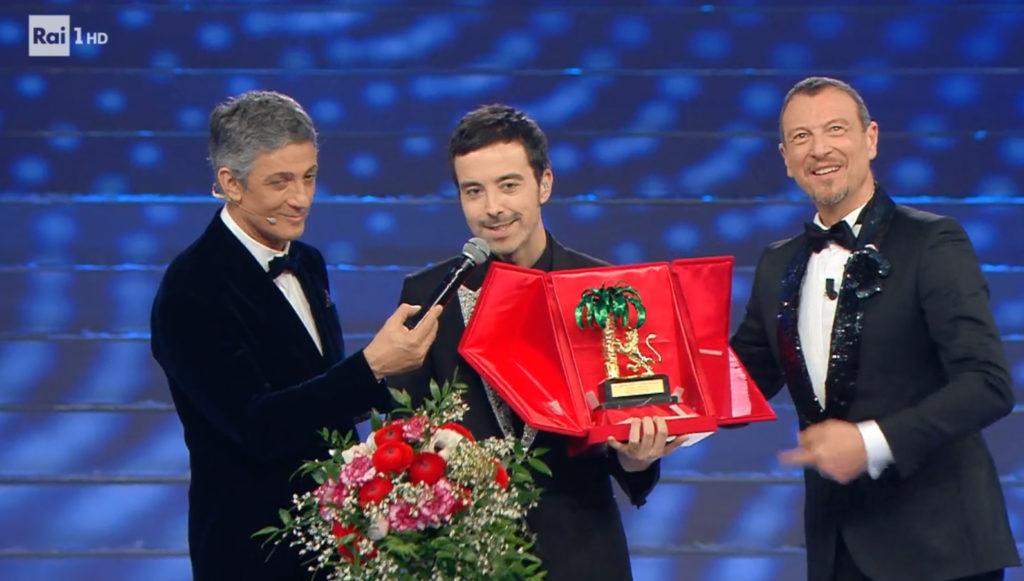 Sanremo 2020 canzoni - Diodato vincitore