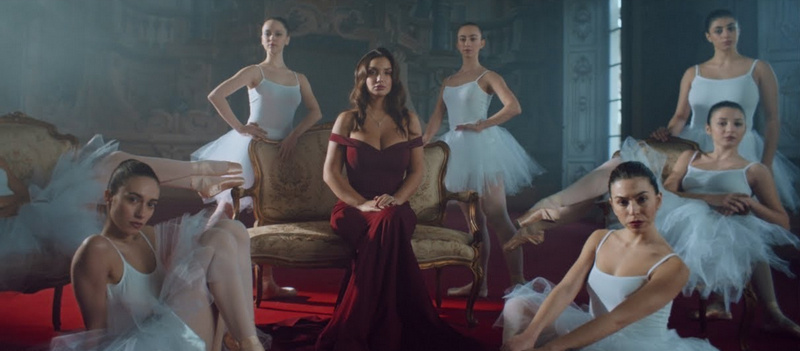Sanremo 2020 canzoni Elettra Lamborghini - Musica e il resto scompare