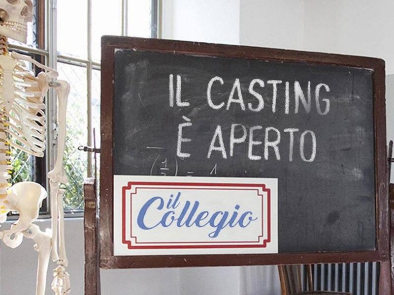Il collegio casting
