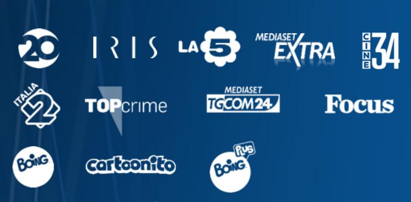 Canali tematici Mediaset