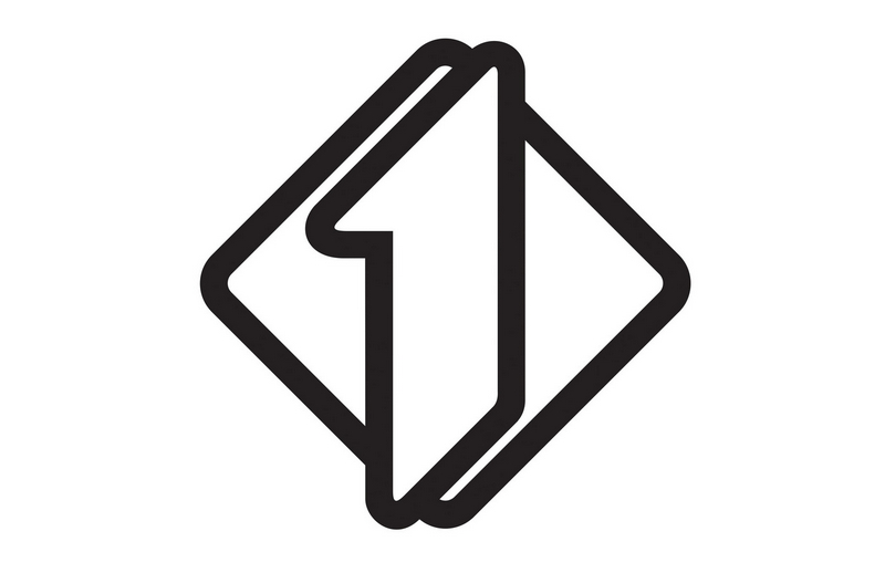 Italia 1 logo