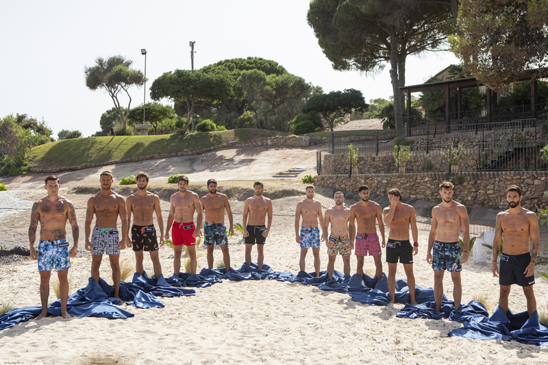 Temptation Island single uomini