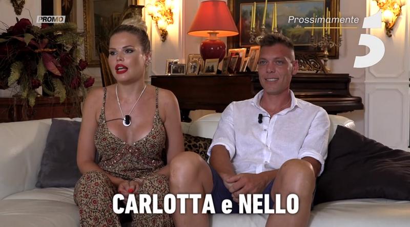 Carlotta e Nello Temptation Island 2020
