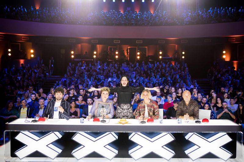 Italia's Got Talent giuria