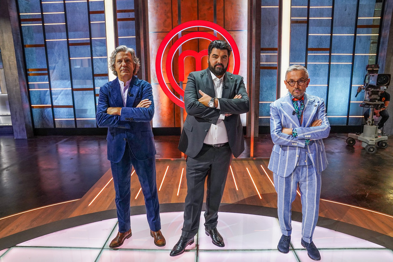MasterChef 10 Giorgio Locatelli, Antonino Cannavacciuolo, Bruno Barbieri