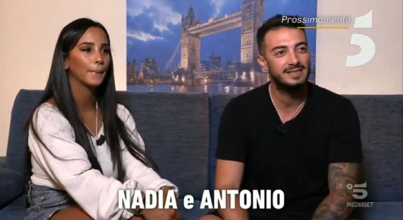 Nadia e Antonio Temptation Island