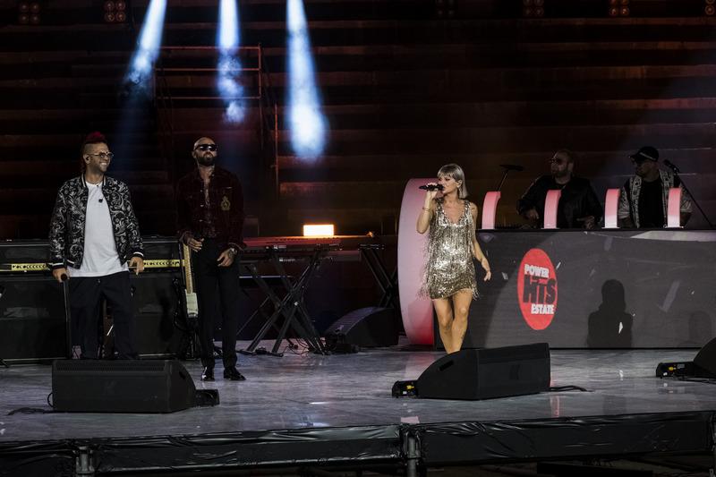 Power Hits Estate 2020 Boomdabash e Alessandra Amoroso