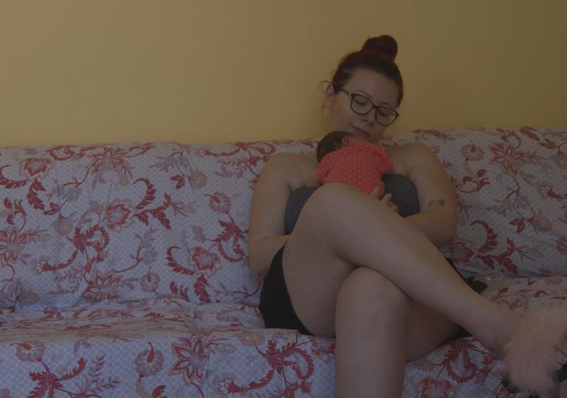 16 anni e incinta Erika e Arzaylea