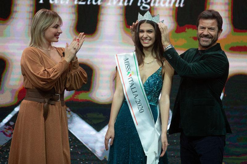 Miss Italia 2020 vincitrice